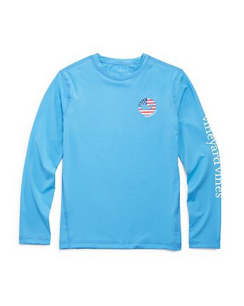 Vineyard Vines - Boys' Rash Guard - Little Kid, Big Kid