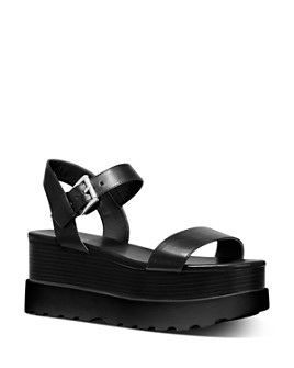 MICHAEL Michael Kors - Women's Marlon Strappy Flatform Sandals