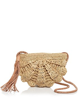 mar Y sol - Zoe Mini Raffia Crossbody Bag