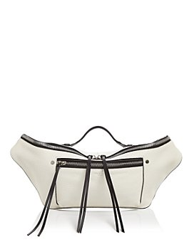 rag & bone - Elliot Large Leather Fanny Pack