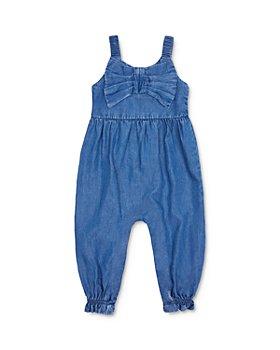 Habitual Kids - Girls' Finley Bow-Front Jumpsuit - Little Kid