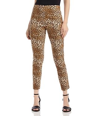 Karen Kane Piper Leopard Print Pants