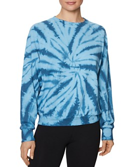 Betsey Johnson - Groovy Tie-Dyed Sweatshirt