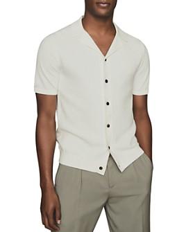 REISS - Justin Textured Shirt