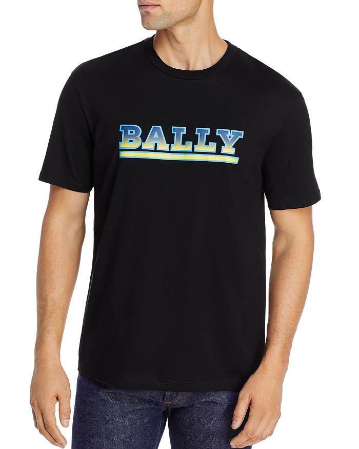 Bally - Cotton Logo Print Tee
