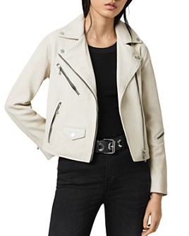 ALLSAINTS - Riley Leather Biker Jacket