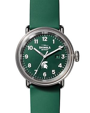 Shinola Detrola Watch, 43mm