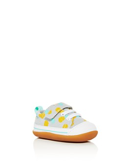 See Kai Run - Unisex Stevie II INF Pineapple-Print Low-Top Sneakers - Baby, Walker