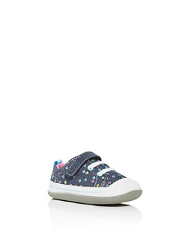 See Kai Run - Unisex Stevie II INF Diamond Dot Low-Top Sneakers - Baby, Walker