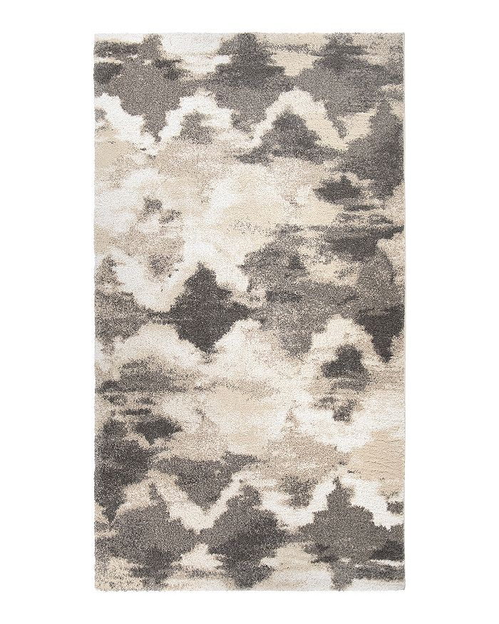 Palmetto Living Mystical Harlequin Area Rug, 5'3 X 7'6 In Nautral