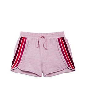 Splendid - Girls' Sporty Stripe Shorts - Little Kid, Big Kid