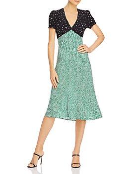 Re:Named - Estrella V-Neck Dress