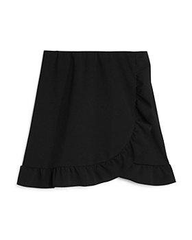 AQUA - Girls' Ruffled Skirt, Big Kid - 100% Exclusive