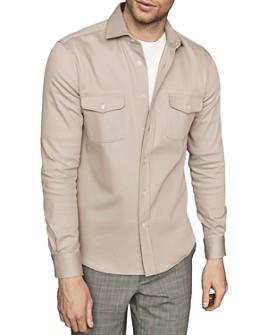 REISS - Heavy Twill Shirt