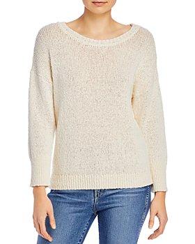 Elie Tahari - Monroe Crewneck Sweater