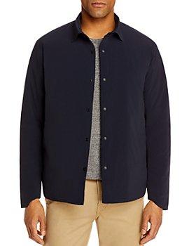 Descente Allterrain - Insulated Shirt Jacket