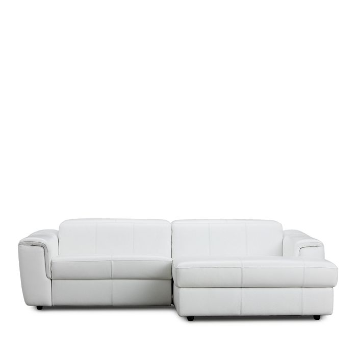 Nicoletti - Palermo 2-Pc. Motion Sectional - Left Facing Chaise