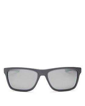Oakley - Men's Holston Polarized Square Sunglasses, 58mm
