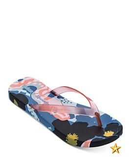 Melissa - Ipanema Women's Slip On Flip Flop Sandals