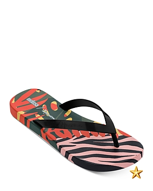 Melissa + Ipanema Women\\\'s Slip On Flip Flop Sandals