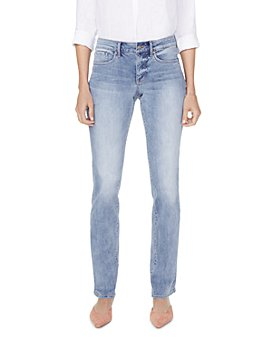 NYDJ - Marilyn Straight Jeans in Biscayne