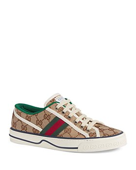 Gucci - Women's Gucci Tennis 1977 Low Top Sneakers