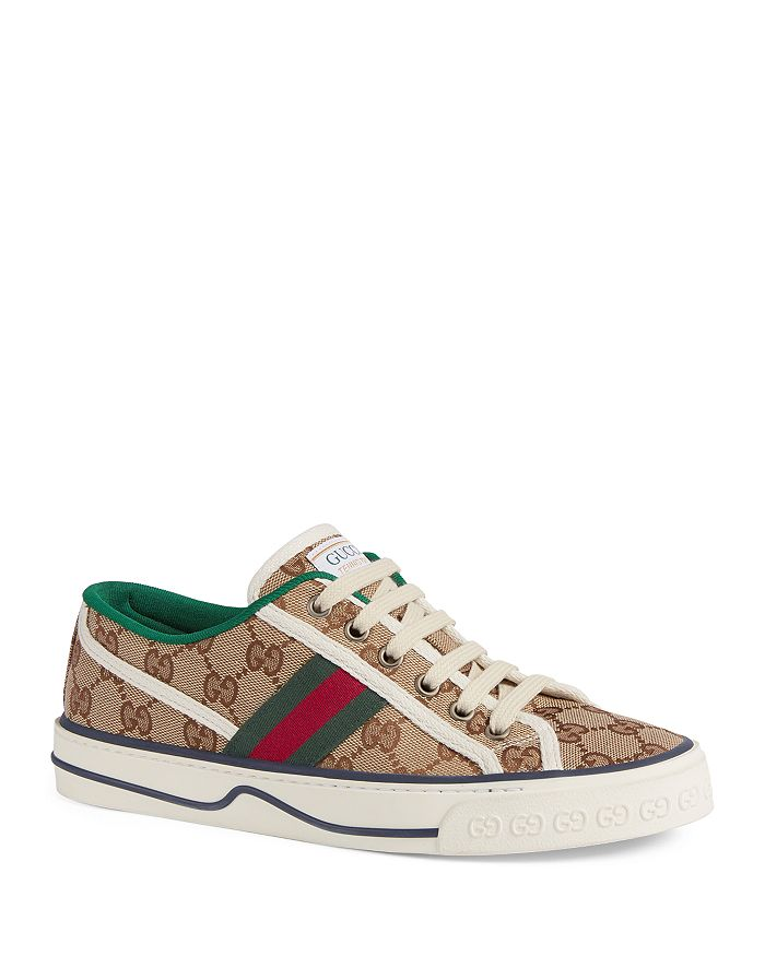 Gucci - Women's Gucci Tennis 1977 Low Top Sneakers
