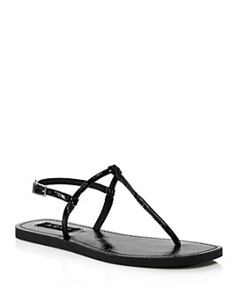 AQUA - Women's Zen Strappy Sandals - 100% Exclusive