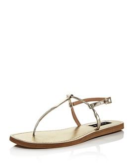 AQUA - Women's Zen Strappy Sandals - 100% Exclusive
