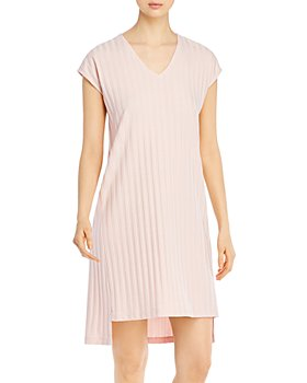 Eileen Fisher - Ribbed V-Neck Dress