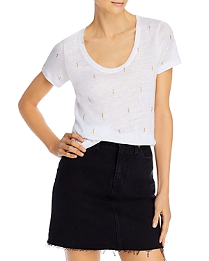 Rails Luna Printed Tee-Women