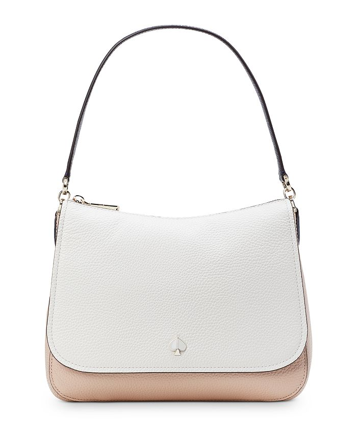 kate spade new york - Polly Medium Leather Shoulder Bag