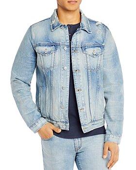 FRAME - L'Homme Cotton Slim Fit Denim Jacket