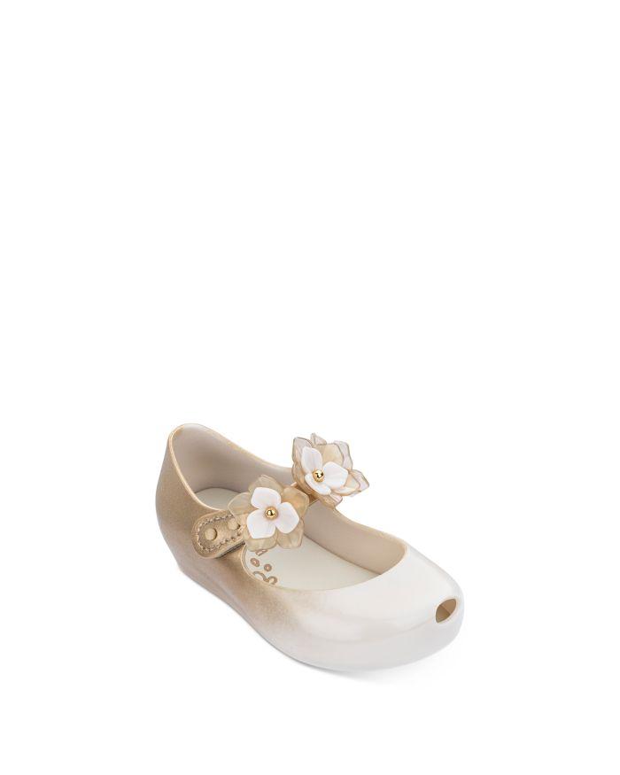 Mini Melissa Girls' Ultra27 Mary Jane Flats -  Walker, Toddler    Bloomingdale's