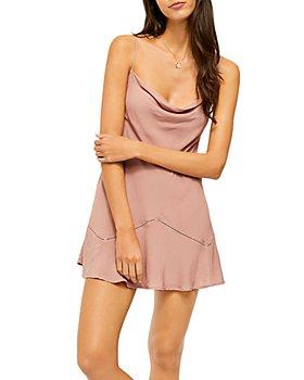 Free People - Forever Fields Low-Back Mini Dress