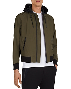 The Kooples Blouson A Capuche Jacket-Men