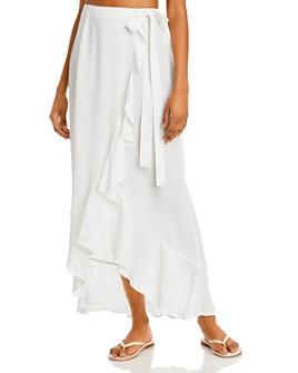 WeWoreWhat - Mia Maxi Skirt