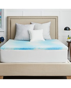"""Sealy - 2"""" Memory Foam Topper with Cover"""