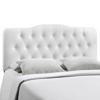 Modway - Annabel Upholstered Vinyl Headboard, King