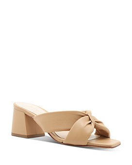SCHUTZ - Women's Butterfly Slip On Sandals