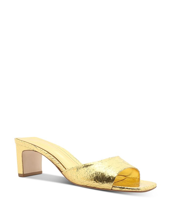 SCHUTZ - Women's Queliana Slip On Sandals