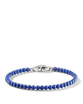David Yurman - Spiritual Beads Bracelet with Lapis