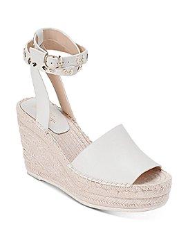 kate spade new york - Women's Frenchy Platform Wedge Sandals