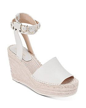kate spade new york - Women's Frenchy Platform Wedge Sandals