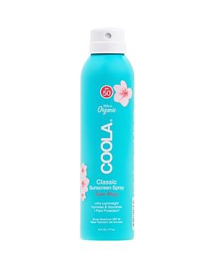 Classic Body Organic Sunscreen Spray Spf 50