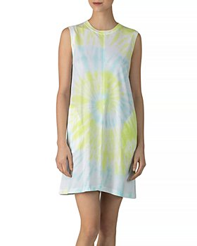ATM Anthony Thomas Melillo - Cotton Tie-Dyed Tank Dress