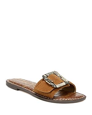Sam Edelman Women\\\'s Granada Buckle Slide Sandals