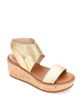 Kenneth Cole - Women's Harlow Strappy Wedge Sandals