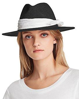 August Hat Company - Eyelet Band Panama Fedora