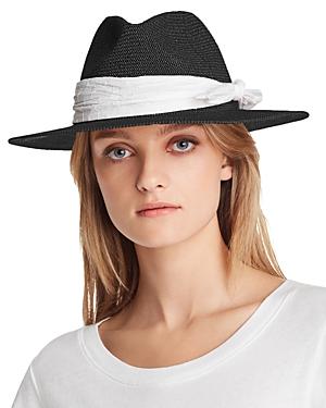 August Hat Company Eyelet Band Panama Fedora